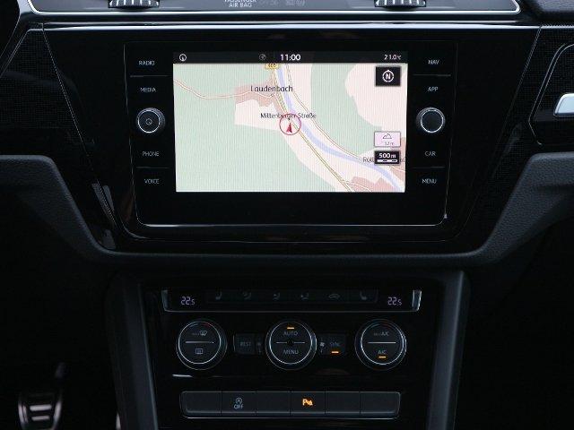 VW Touran 1,6 TDI SOUND 7-Sitzer KLIMA NAVI ALU