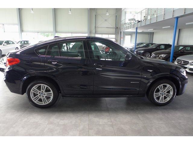 BMW X4 xDrive20dA M Sport XENON-NAVI-KAMERA-KEYLESS
