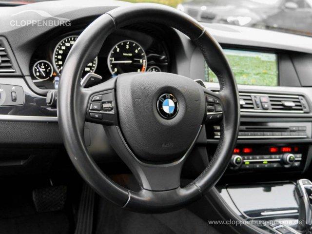 BMW 520d Touring Sport Aut Xenon Navi Komfortsitze
