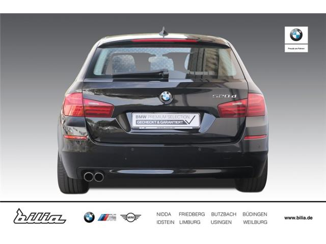 BMW 520 d Touring HiFi Navi Prof. Klimaaut. Shz PDC