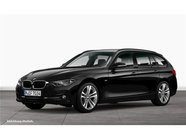 BMW 318 d Touring Sport Line Head-Up HiFi LED Shz