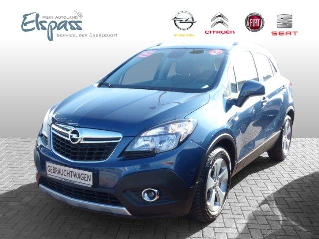 Opel Mokka Edition PDCv+h KLIMAAUTO SITZHZ TEMPO CD FERNLICHTASSIS