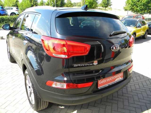 Kia Sportage 1.7 CRDi ISG Dream-Team Premium Plus