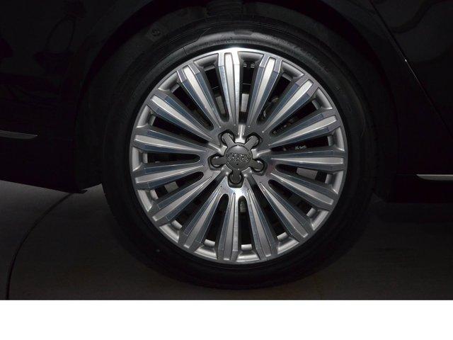 Audi A8 3.0 TDI DPF clean diesel quattro tiptronic Lang