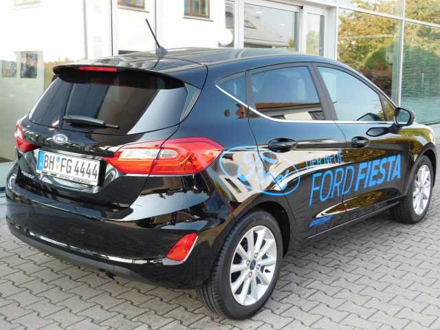 Ford Fiesta 1.1 S&S TITANIUM