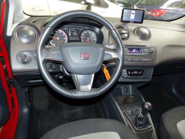 Seat Ibiza SC Style Salsa 1.2 12V NAVI SITZHZG LM-FELGEN KLIMA