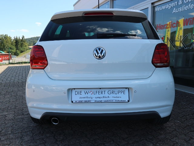 VW Polo 1.4 TDI DSG BMT Highline R-Line KLIMA LED NAVI LEDER ALU