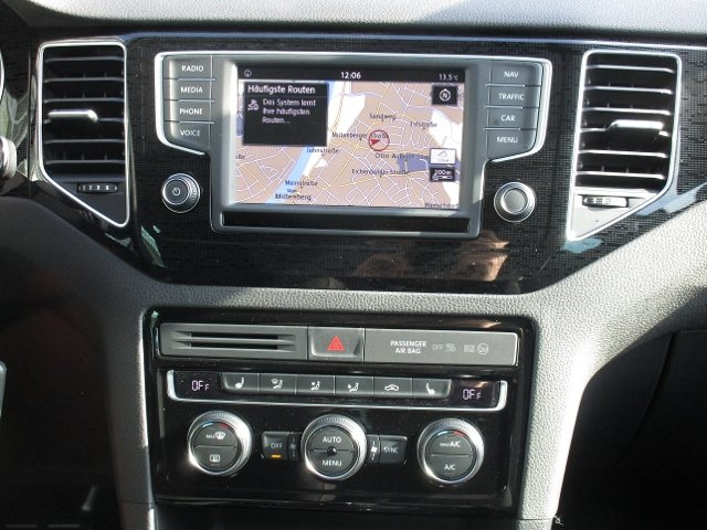 VW Golf Sportsvan SOUND 1,4 TSI DSG KLIMA XENON NAVI ALU