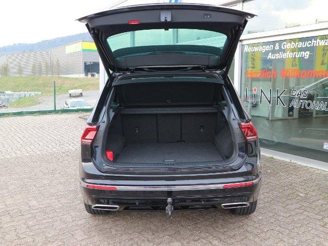 VW Tiguan Highline 4MOTION 2,0 TDI SCR DSG R-Line KLIMA LED NAVI LEDER ALU
