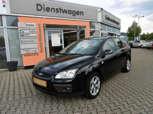 Ford Focus 1.6 Turnier Fun X
