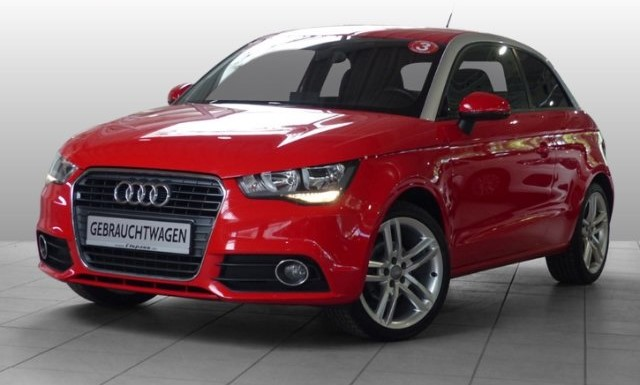 Audi A1 1.2 TFSI PARKPILOT SITZHZG LM-FELGEN KLIMA