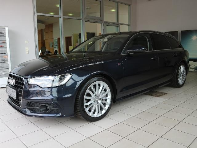 Audi A6 Avant 3.0 TDI quattro tiptronic STANDH.+AHK+SITZKLIMA+ACC