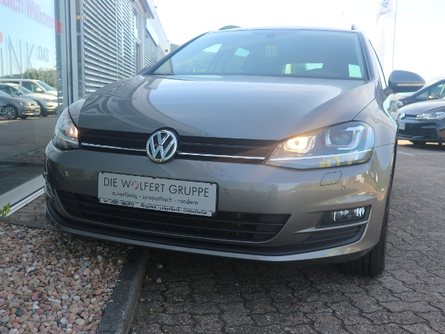 VW Golf Variant VII 2.0 TDI BMT Cup (EURO 6)