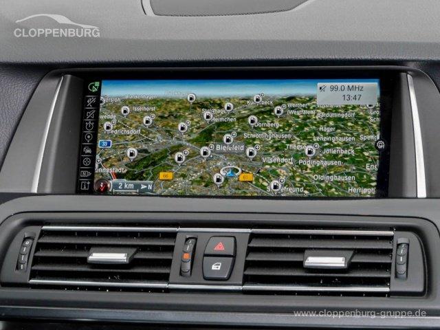 BMW 520d xDrive Aut M Sportpaket Glasdach Navi HIFI