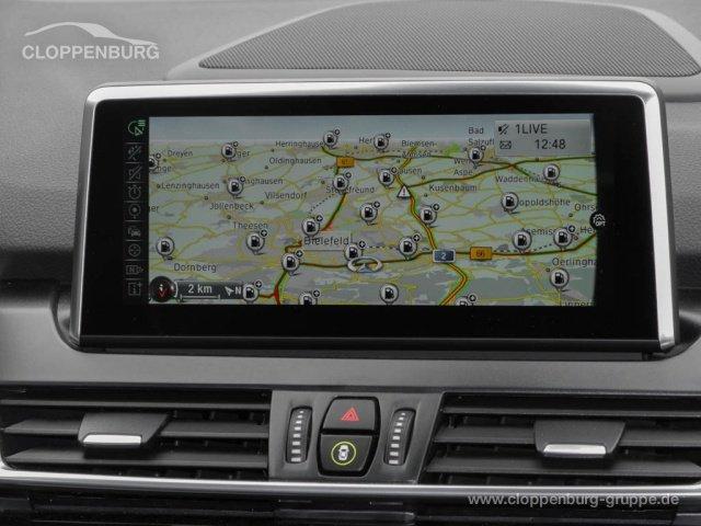 BMW 218d Active Tourer Aut M Sport LED NAVI HUD PDC