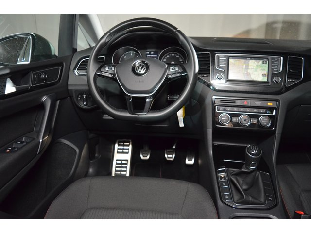 VW Golf Sportsvan 1.6 TDI (BlueMotion Technology) Comfortline