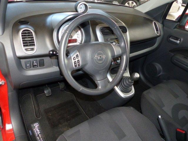 Opel Agila B Edition ALU MF.LENKRAD KLIMA SPIEG.BEHEIZBAR