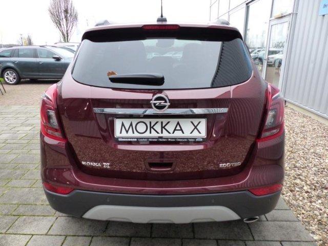 Opel Mokka X Ultimate 1,4 LED Schw., Navi 900, Freispr., Parkpilot vorne und hinten, Alufelgen