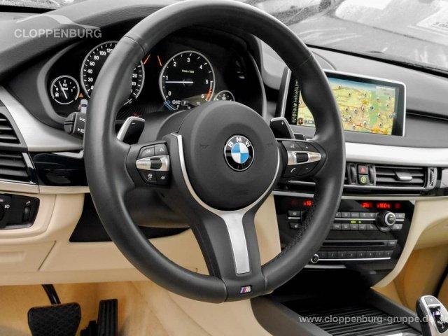 BMW X5 M50D M Sport 20 Zoll AHK LED NP 109545,00 Kamer