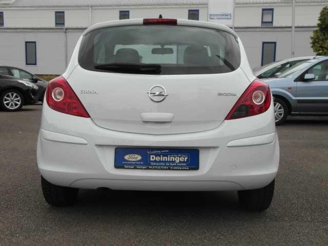 Opel Corsa D 1.2 16V ecoFLEX Selection KLIMA AUDIO-CD LMF ZV Euro 5