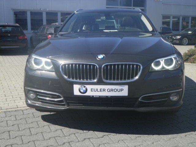 BMW 520 d A Touring Luxury Line (Navi Klima Xenon)