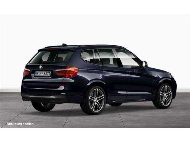 BMW X3 xDrive35i M Sportpaket Head-Up HiFi LED RFK
