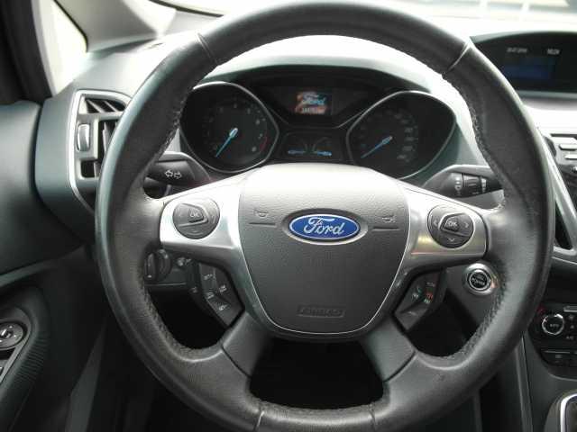 Ford C-MAX 1.6 EcoBoost S/S-System Titanium KLIMAAUTOMATIK WINTER-PAKET TEMPOMAT Euro 5