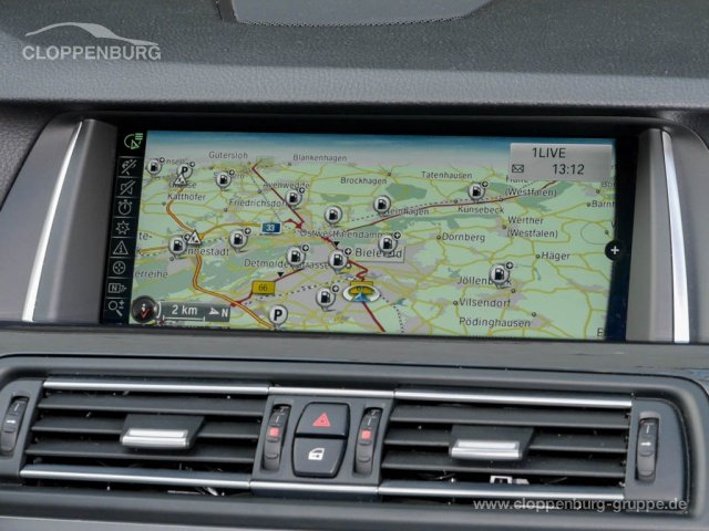 BMW 535d Touring Kamera Pano Komforsitz Standheizung