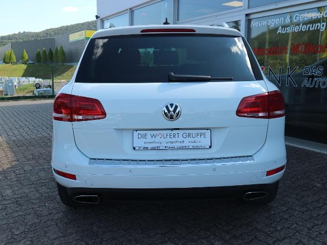 VW Touareg 3.0 V6 TDI BMT Allrad KLIMA XENON NAVI LEDER ALU