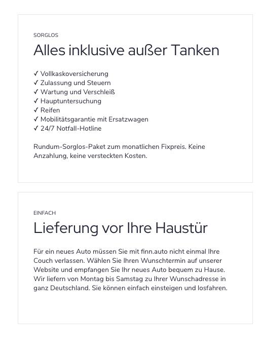 Finn-Auto-Info