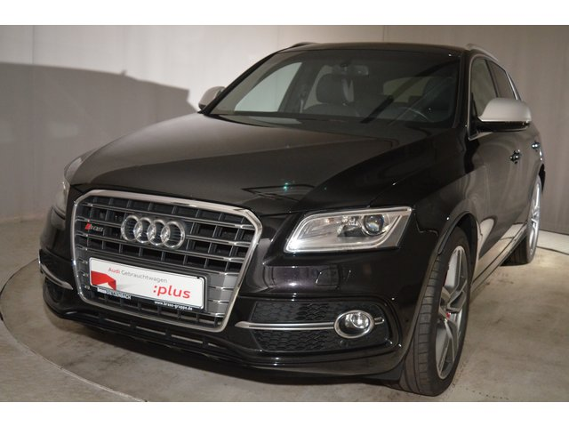 Audi SQ5 3.0 TDI quattro tiptronic competition