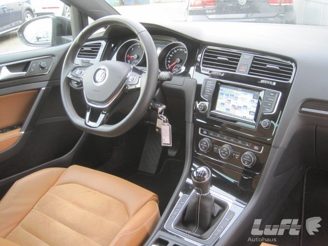 VW Golf VII 2.0 TDI 4Motion Edition