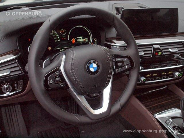 BMW 520d Bluetooth HUD NAVI LED LEDER PDC KLIMA