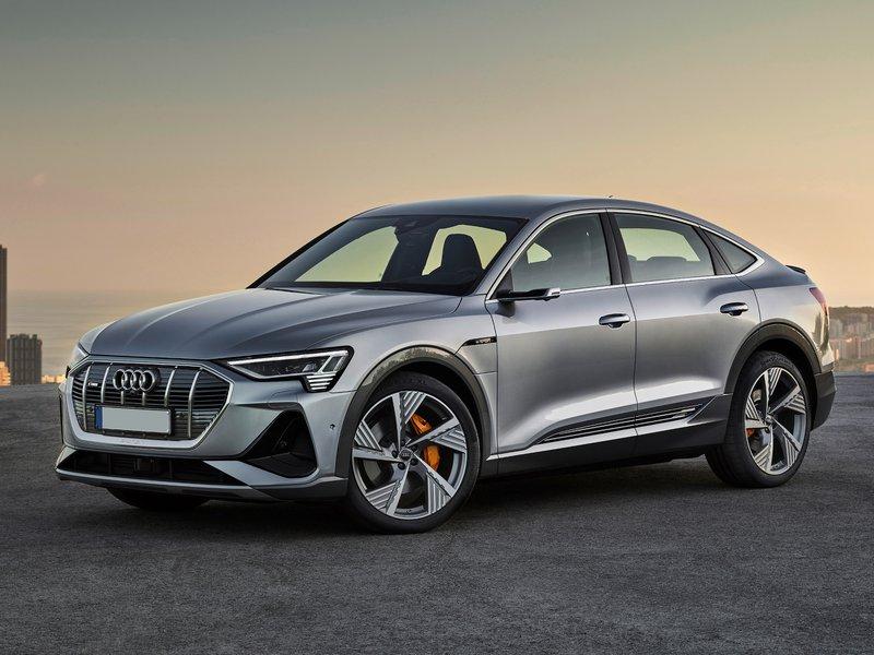 Audi e-tron Sportback 50