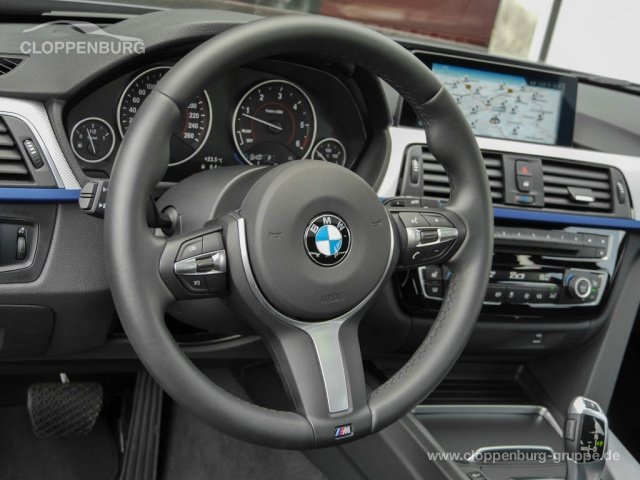 BMW 330d Touring Aut M Sport AHK Navi HIFI Pano LED