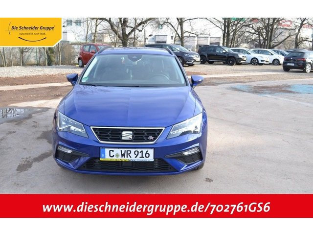 Seat Leon ST 2.0 TDI 150 S/S FR SHZ VOLL-LED NAVI WKR