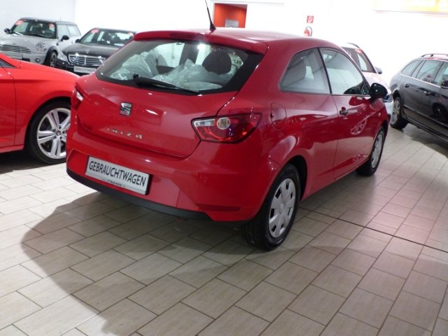 Seat Ibiza SC Reference Salsa 1.2 12V KLIMA CD MP3