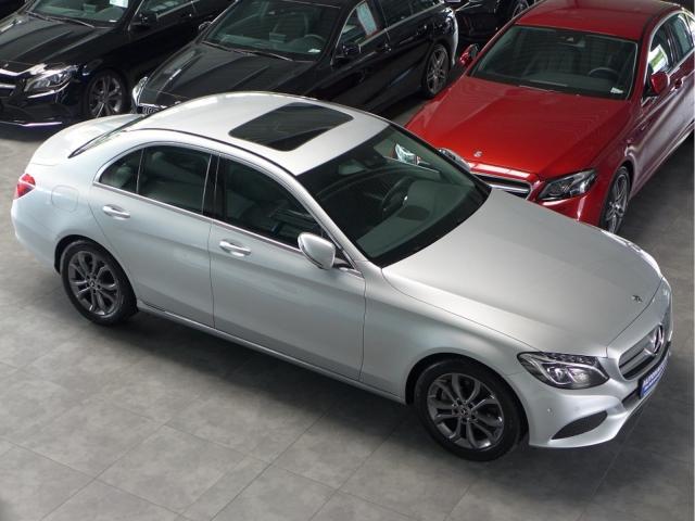 Mercedes-Benz C 220 d 9-G 2x Avantgarde AHK-ILS-NAVI-SD-SHZ