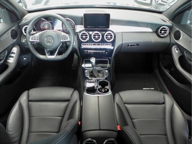 Mercedes-Benz C 200 AMG Line BUSINESS PAKET-LEDER-SHZ-PTS