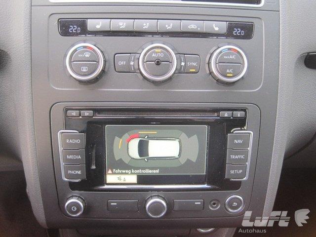VW Touran 2.0 TDI Highline
