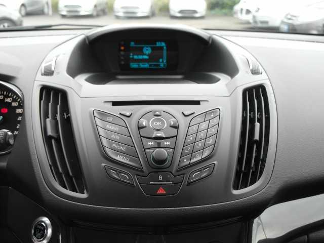Ford Kuga 1.6 EcoBoost 4x4 Aut. Titanium AHK WINTER/STYLE/EASY-DRIVER-PAKET Euro5
