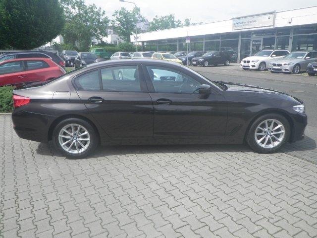 BMW 520 d A Limousine (Navi Headup Klima Schiebedach)