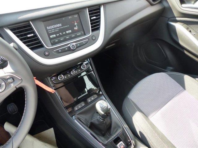 Opel Grandland X Edition CDTi OnStar, Parkpilot, Alufelgen, Sitzheizung,