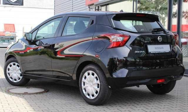 Nissan Micra 1.0 Visia Plus Safety Paket