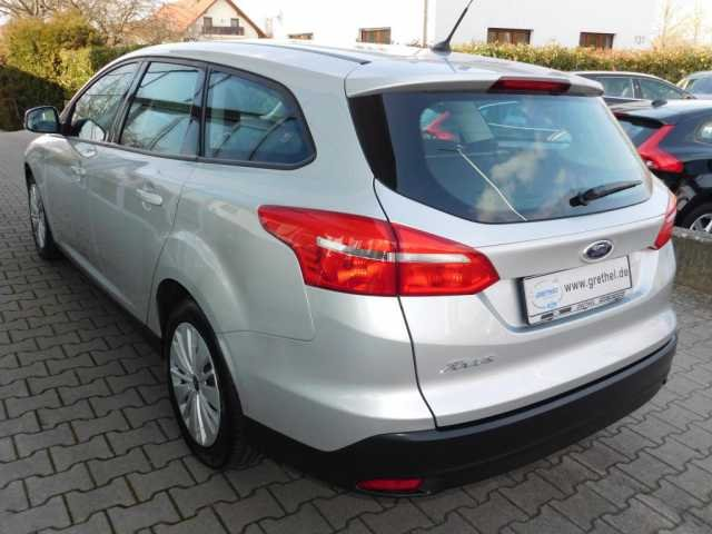 Ford Focus 1.6 Ti-VCT (DY) Kb5 Trend