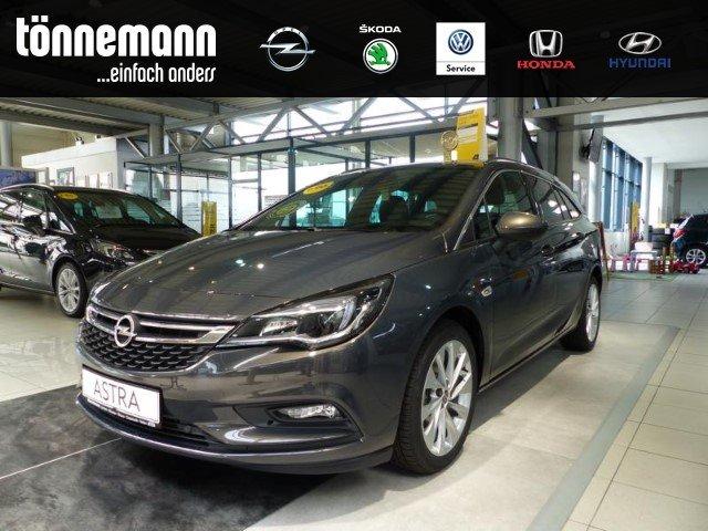 Opel Astra K ST 1,6 CDTI Innovation, sensorgesteuerte Heckklappe,OnStar, Parkpilot v+h