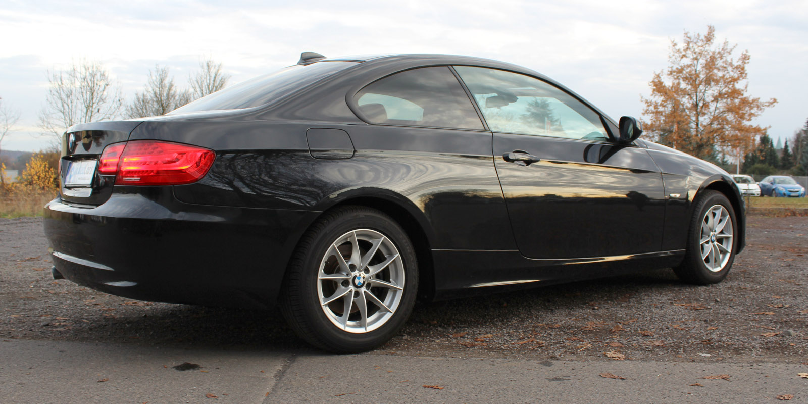 BMW 318i Coupe