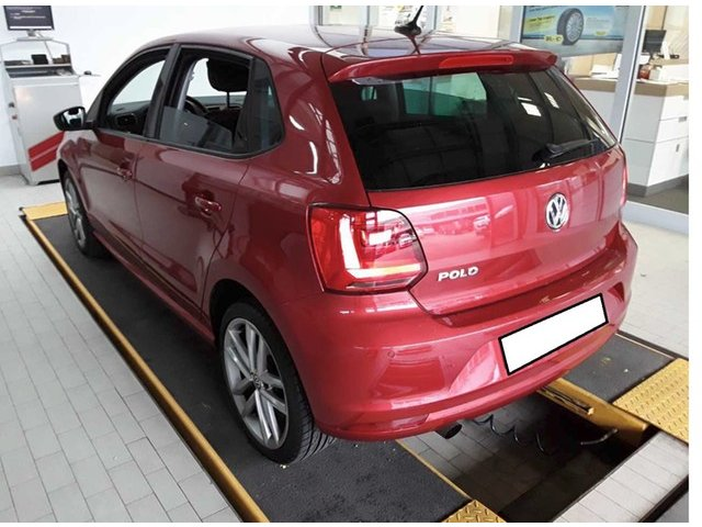 VW Polo 1.2 TSI Highline Navi GRA LM PDC BMT