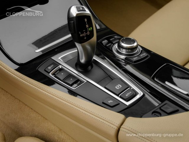 BMW 520d Touring Aut AHK NAVI Xenon Komfortsitze ACC