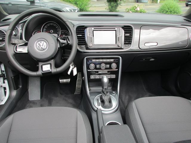 VW Beetle Cabriolet R-Line 1,4 l TSI DSG
